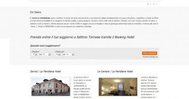 Restyling siti web