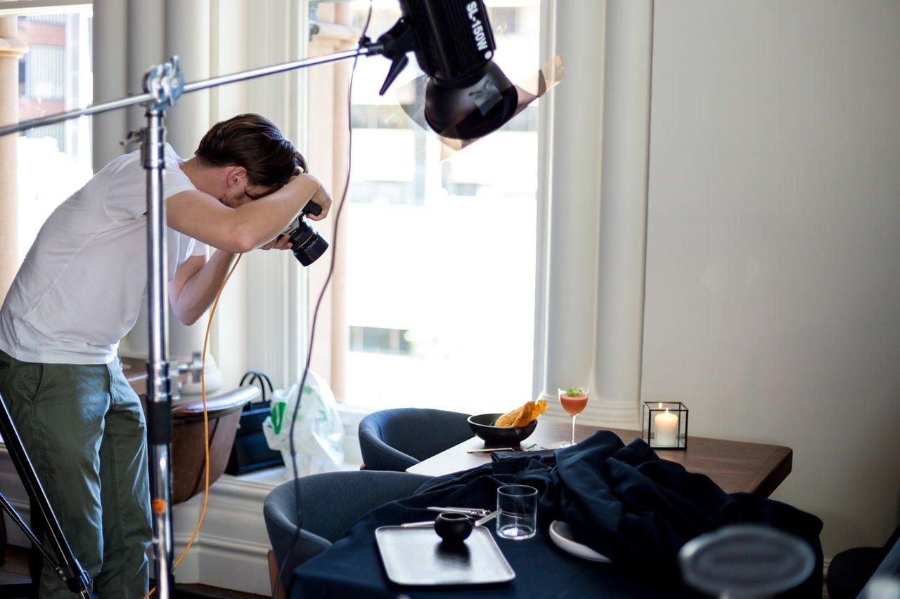 come fotografare prodotto e-commerce
