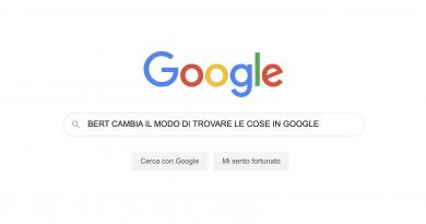 BERT algoritmo di Google