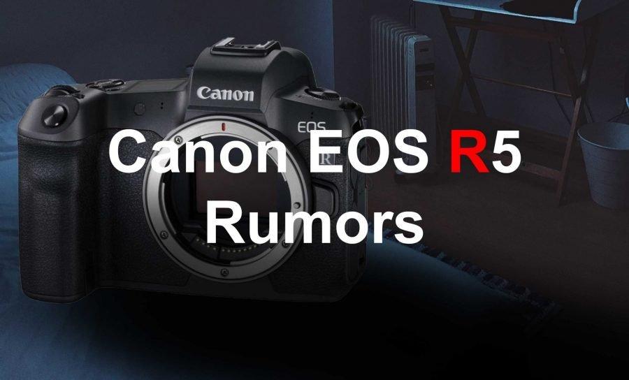 Canon mirrorless r5