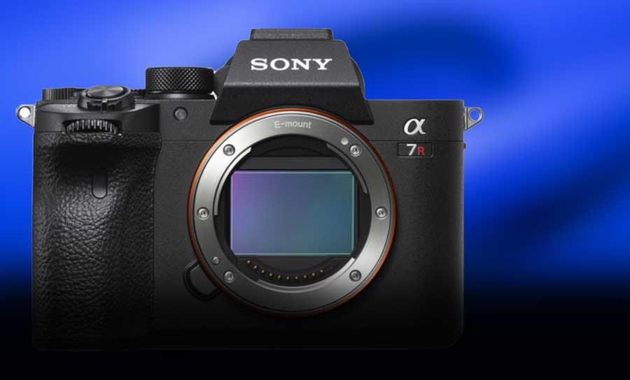 Sony alfa iv