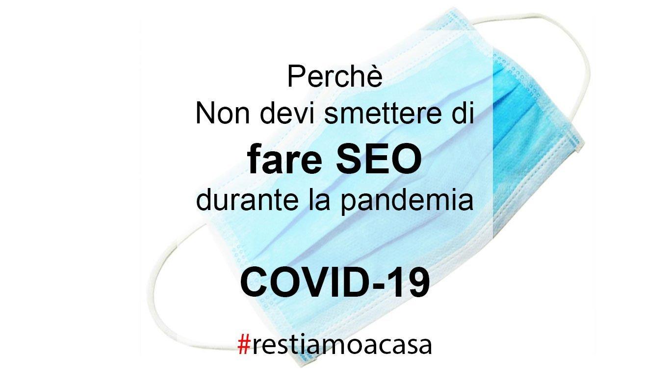 SEO Covid-19