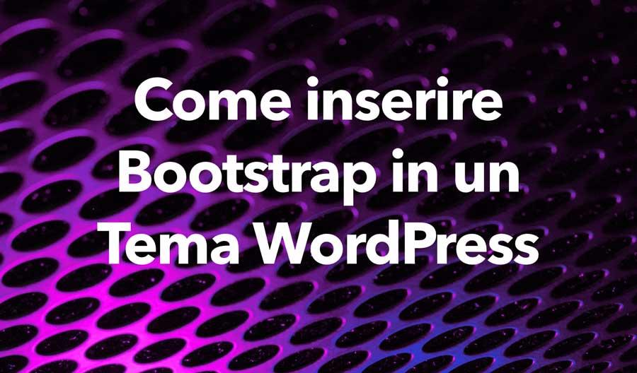 Come modificare un tema WordPress