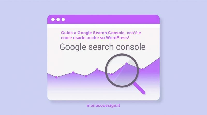Guida a Google Search Console per WordPress